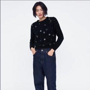 NWT Zara sweater